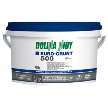 EURO-GRUNT 500 PREPARAT GRUNTUJĄCY KONCENTRAT PLUS